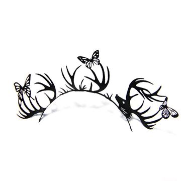 Immagine di Paperself Eyelashes, Deer&Butterfly
