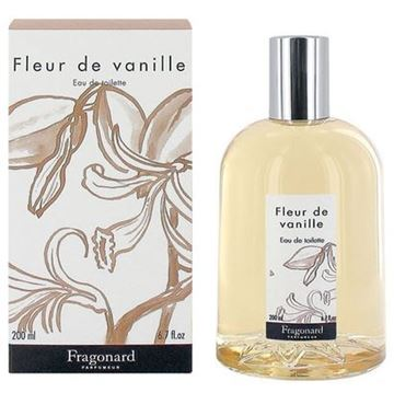 Picture of Fleur de vanille, 100ml Eau de Toilette Fragonard