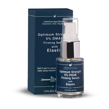 Immagine di Optimum Strength 5% DMAE Firming Serum, Janson Beckett