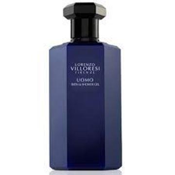 Immagine di Uomo, Bath&Shower gel 250 ml Lorenzo Villoresi