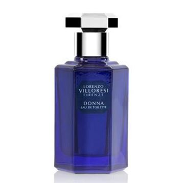 Immagine di Donna, Edt 50 ml Lorenzo Villoresi