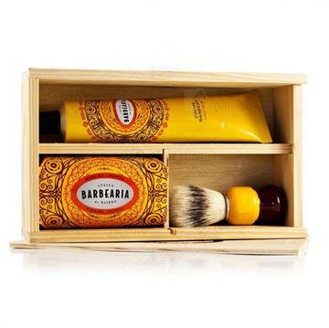 Immagine di Confezione regalo, Antiga Barbearia de Bairro