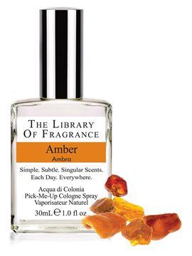 Immagine di Amber, 30 ml eau de cologne The Library of Fragrances