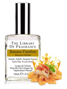 Immagine di Banana Flambee 30ml Cologne Spray, The Library of Fragrances
