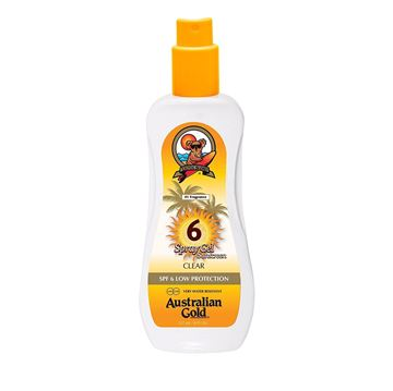 Immagine di Spray gel Spf 6, 237 ml Australian Gold