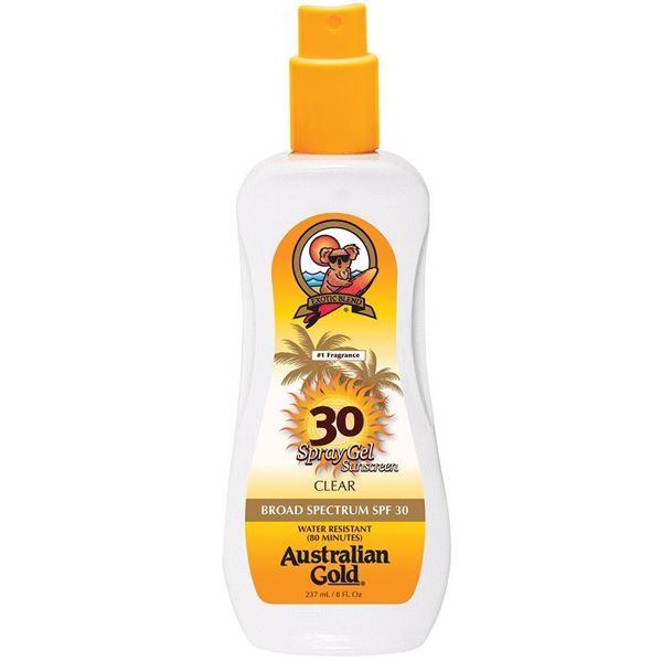 Immagine di Spray gel Spf 30, 237 ml Australian Gold