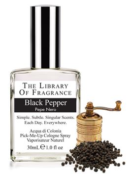 Picture of Black pepper, 30 ml Eau de Cologne The Library of Fragrance