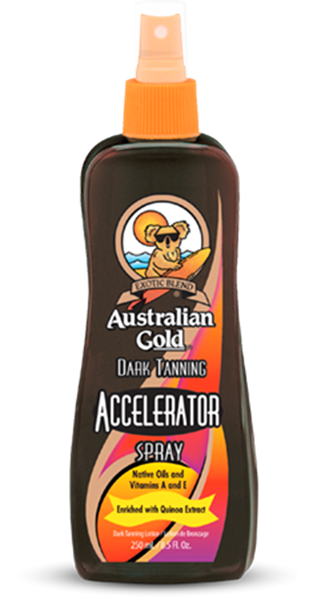 Immagine di ACCELERATOR™ SPRAY, 250 ML AUSTRALIAN GOLD