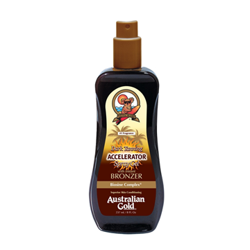 Picture of Accelerator  Spray Gel with Bronzer, 237 ml AUSTRALIAN GOLD