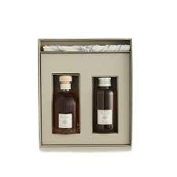 Immagine di Gift box, Arancia&Uva rossa 100ml fragranza ambiente con bastoncini + 150ml refill Dr. Vranjes Firenze