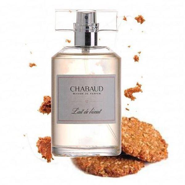 Immagine di Lait de Biscuit, eau de toilette 100 ml, Chabaud